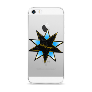 sdjmalik Logo iPhone 5/5s/Se, 6/6s, 6/6s Plus Case