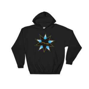 sdjmalik Hooded Sweatshirt